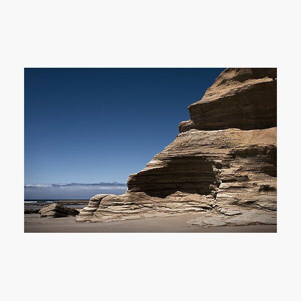 Sand Stone Photographic Print