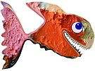 Paint Fish by Juhan Rodrik