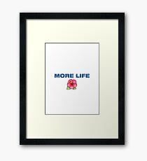 Drake More Life Framed Print