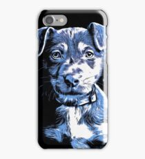 Puppy Dog Graphic Novel Drawing iPhone Case/Skin