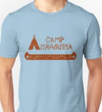 Salute Your Shorts - Camp Anawanna Shirt T-Shirt