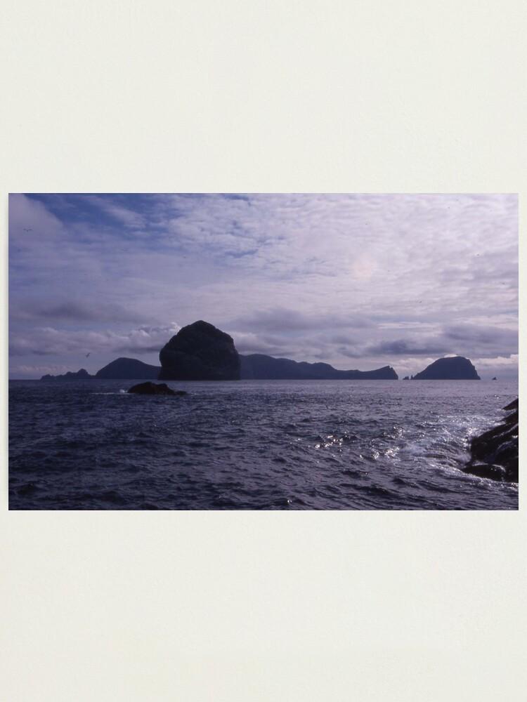 Alternate view of St Kilda Photographic Print