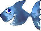 Fish Of The Sky by Juhan Rodrik