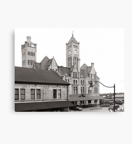 Union Station Nashville Tennessee USA Metal Print