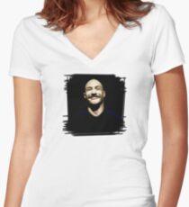 Bronson Women's Fitted V-Neck T-Shirt