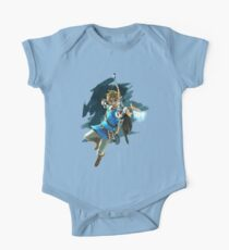 Link Breath of the Wild One Piece - Short Sleeve