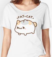 Fat Cat Women's Relaxed Fit T-Shirt