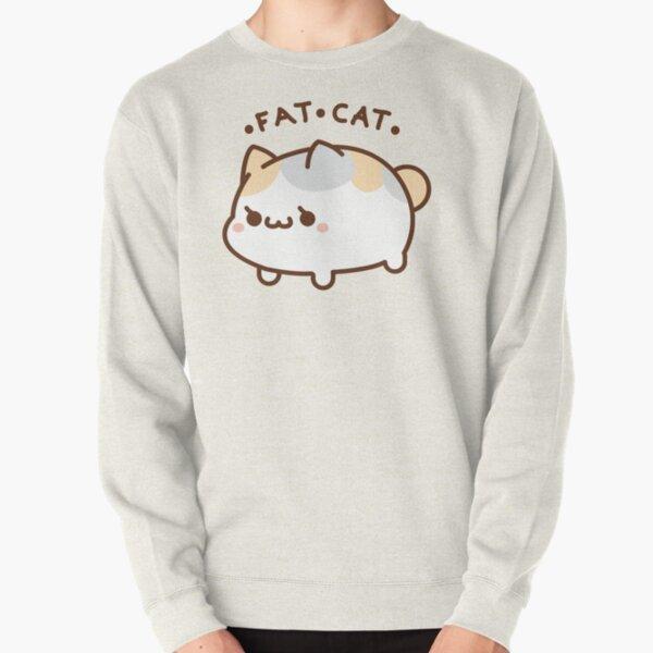Fat Cat Pullover Sweatshirt