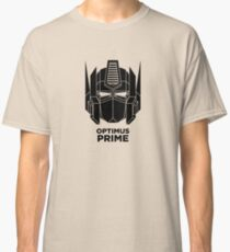 Optimus Prime - Black color version Classic T-Shirt