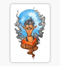 The Djinn Sticker