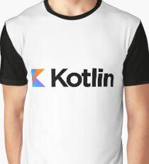Kotlin programming language logo Graphic T-Shirt