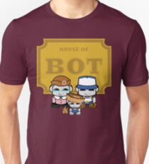 O'BABYBOT: House of Bot Family Slim Fit T-Shirt