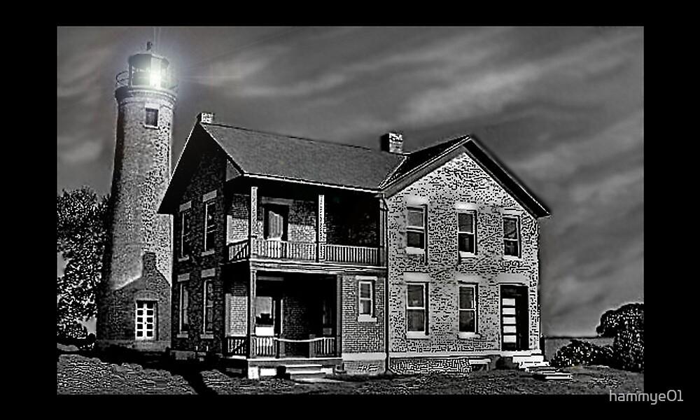 Historical Lighthouse by hammye01