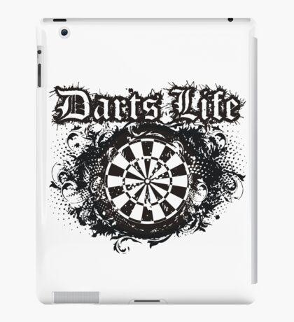 Darts Life Darts Shirt iPad Case/Skin