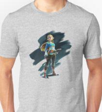 Zelda Breath of the Wild Unisex T-Shirt
