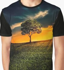 Beauty nature Graphic T-Shirt