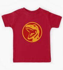 Dino Red Kids Tee