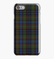MacClellan Clan/Family Tartan  iPhone Case/Skin