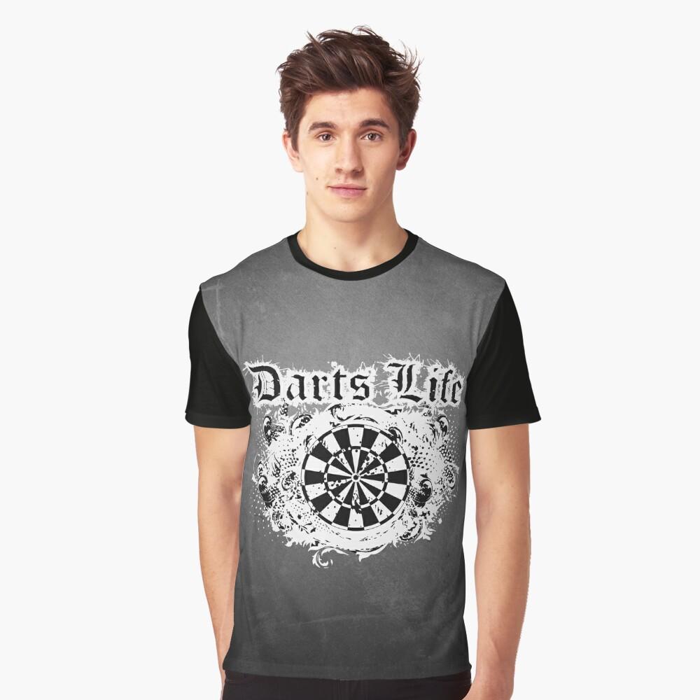 Darts Life Darts Shirt Graphic T-Shirt