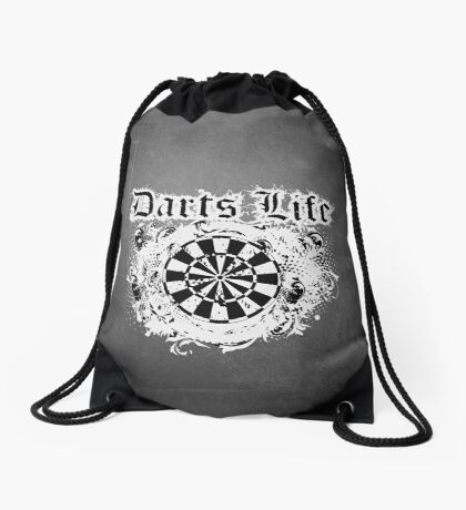 Darts Life Darts Shirt Drawstring Bag