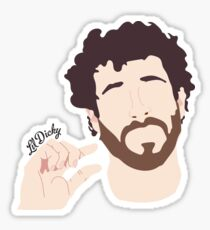Lil Dicky Sticker Sticker