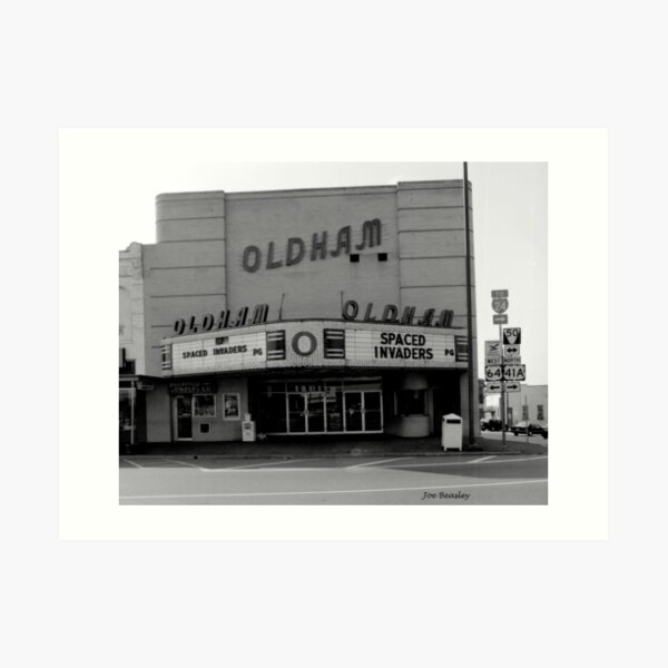 Oldham-Winchester Tennessee Art Print