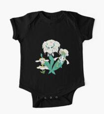 Pokemon Flabebe, Floette, & Florges (White Flower) One Piece - Short Sleeve