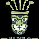 Big Kahuna Hawaiian Style Tiki by Frank Schuster