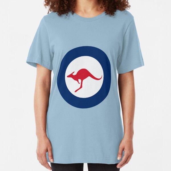RAAF Roundel Slim Fit T-Shirt