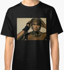 Mads Mikkelsen Painting Classic T-Shirt