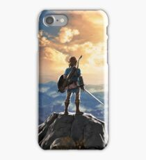 Breath of the Wild case 1 iPhone Case/Skin