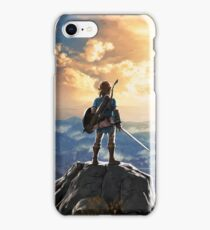 Breath of the Wild case 1 iPhone Case/Skin