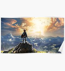Breath of the Wild case 1 Poster