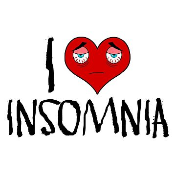 I Heart Insomnia by Femnar