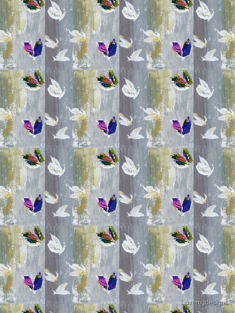 Beautiful butterflies.Impressionism by Lovemydesigns