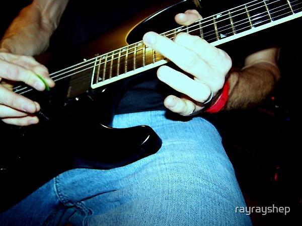 Guitar by rayrayshep