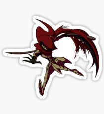 Specter Knight Sticker