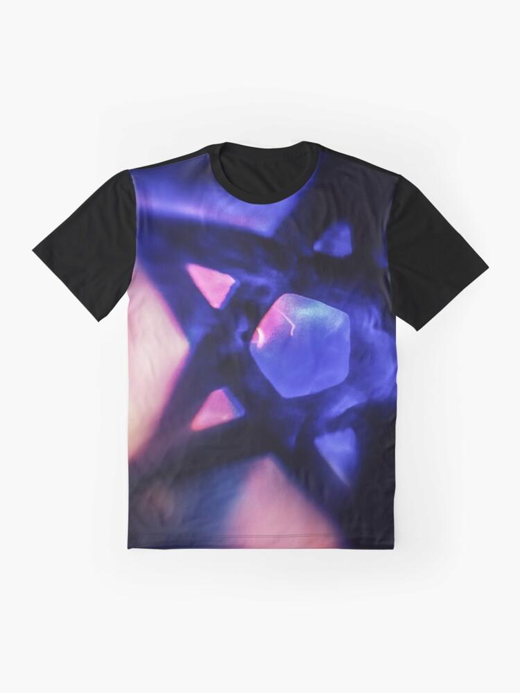 Alternate view of Pagan Dreams Graphic T-Shirt