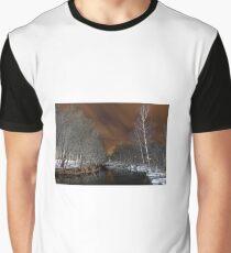 River at night Graphic T-Shirt