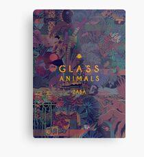 Glass Animals Zaba Metal Print