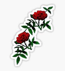 Color Rose Sticker