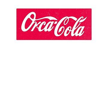 Orca Cola by wykd-designs