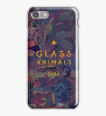 Glass Animals Zaba iPhone Case/Skin
