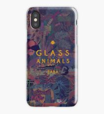 Glass Animals Zaba iPhone Case/Skin