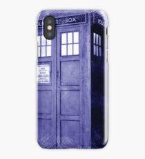 Blue Box Hoodie / T-shirt iPhone Case