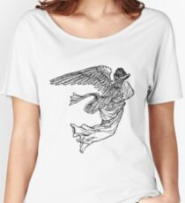 Soaring Angel Women's Relaxed Fit T-Shirt
