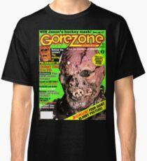 Gorezone 2 Jason Voorhees Cover Classic T-Shirt