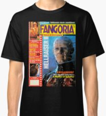 Fangoria 78 Pinhead Hellraiser Cover Classic T-Shirt