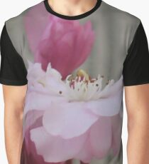 Spring Cherry Blossoms Graphic T-Shirt