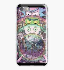 Rick's Mini-Verse iPhone Case/Skin